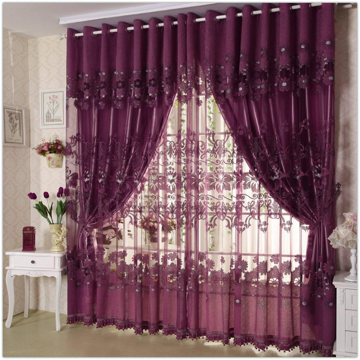 Бандо для штор (жесткий ламбрекен): дизайн, виды материалов, цвет, как крепить