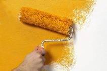 Каким валиком красить потолок водоэмульсионной краской, какой лучше и как выбрать