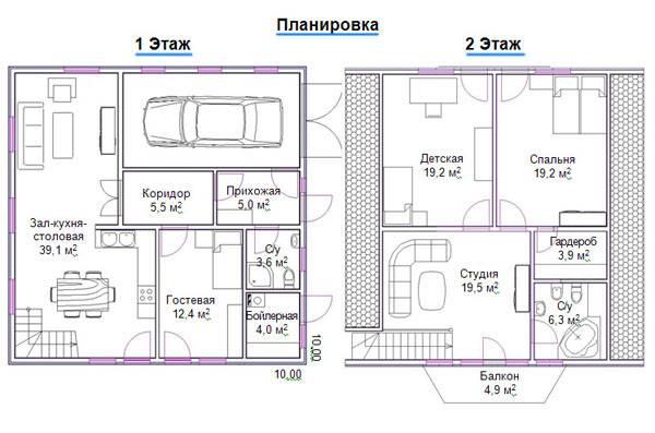 Топ 7 бесплатных программ для проектирования частного дома на русском? обзор +видео