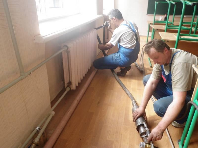 Как своими руками заменить радиаторы отопления в квартире