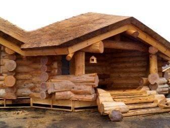 Строительство бани из лиственницы: плюсы и минусы | плюсы и минусы