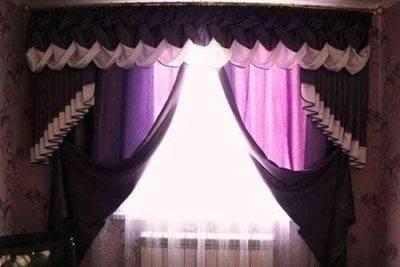 Ламбрекены для зала (100 фото): красивые новинки дизайна штор в гостиную. описание комплектов жестких, ажурных и других ламбрекенов