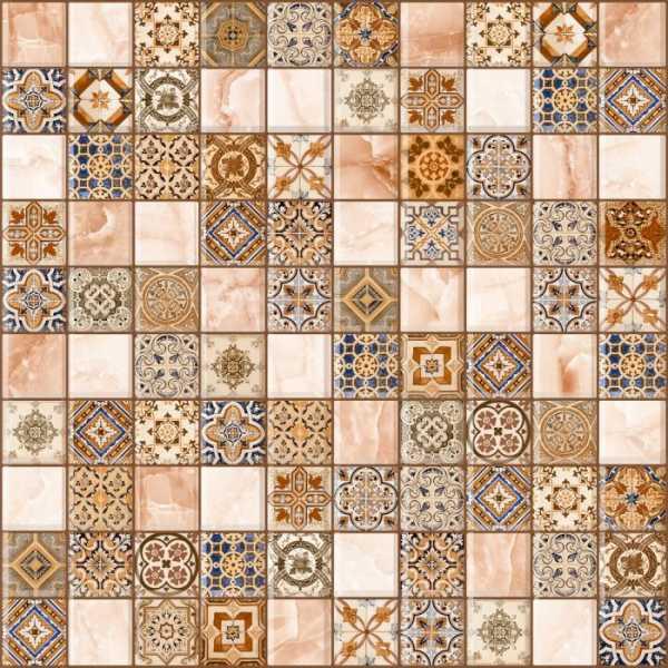 Что такое мозаика: виды материалов и шикарные примеры в интерьере