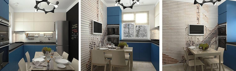 Перепланировка 3-х комнатной квартиры в хрущевке и в панельном доме: грамотно преображаем пространство вокруг себя