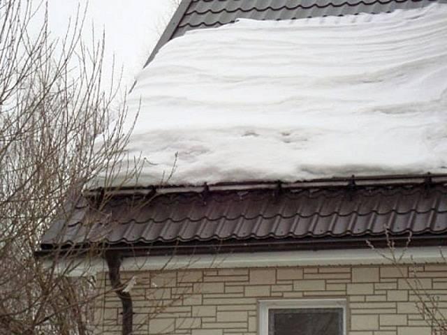 Монтаж снегозадержателей трубчатых: рекомендации экспертов