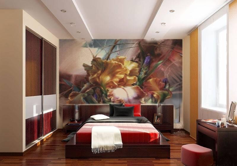Фреска на стену для кухни (51 фото): дизайн в интерьере