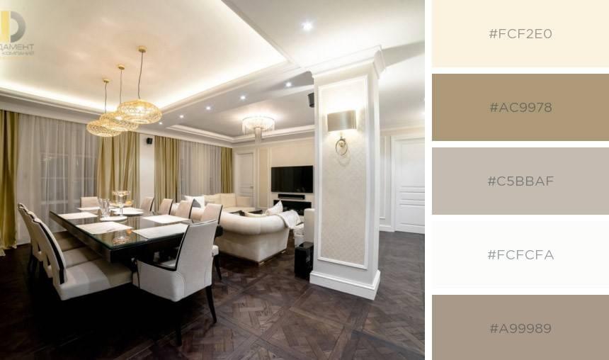 75 интересных идей современного дизайна квартиры в светлых тонах