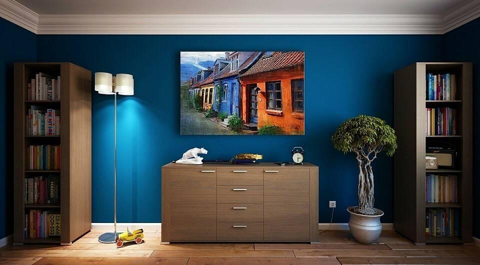 Что лучше: обои или покраска стен, обои или обои под покраску