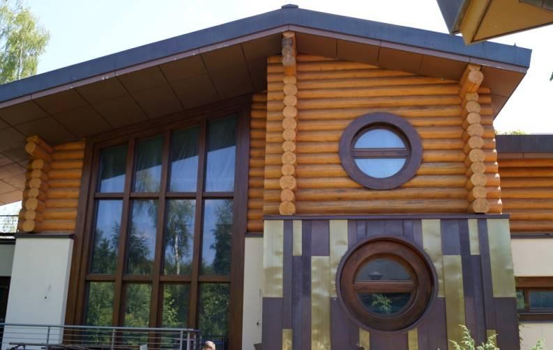 Комбинированный дом — комбинируем материалы и технологии