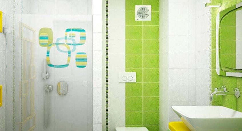 Топ 6 лучших вытяжных вентиляторов для ванной комнаты
