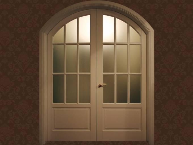 Арочные двери межкомнатные: особенности, виды, фото, установка своими руками » verydveri.ru