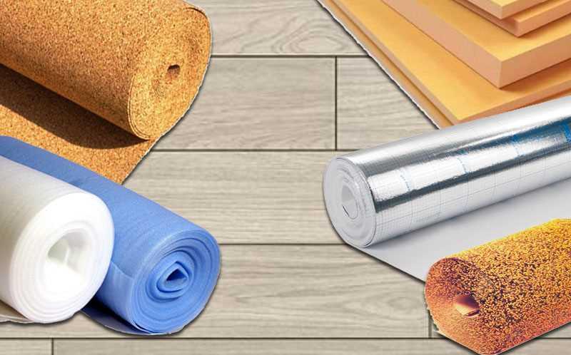 Выравнивающая подложка под ламинат - только ремонт своими руками в квартире: фото, видео, инструкции