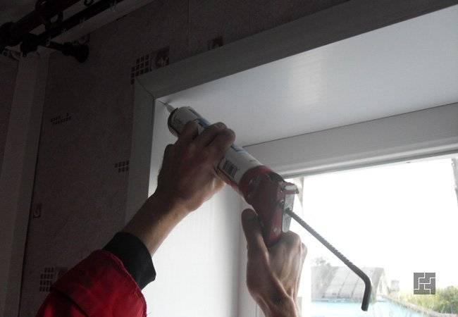 Пластиковые откосы на окна своими руками: пошаговая инструкция