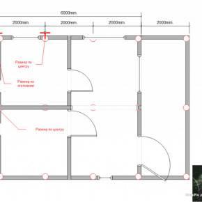 Какая себестоимость каркасного дома своими руками: материалы и цена за 1 м2 для домов 6 на 10, 10 на 10 +видео