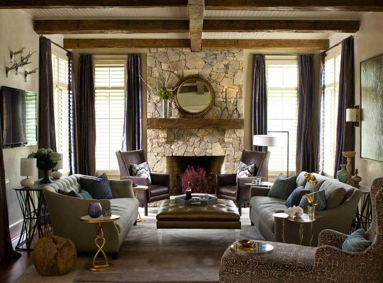 Дом в английском стиле: как использовать подобный дизайн в наших реалиях - bm строй