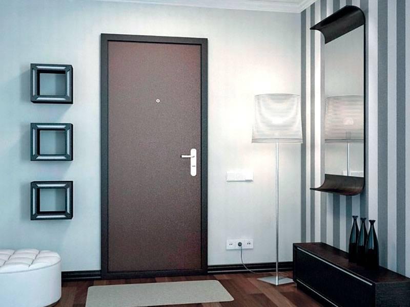 Металлическая дверь своими руками из простого уголка