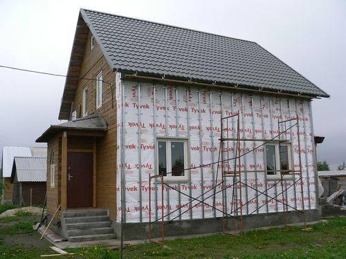 Облицовка фасада сайдингом - лучшая пошаговая инструкция по монтажу своими руками