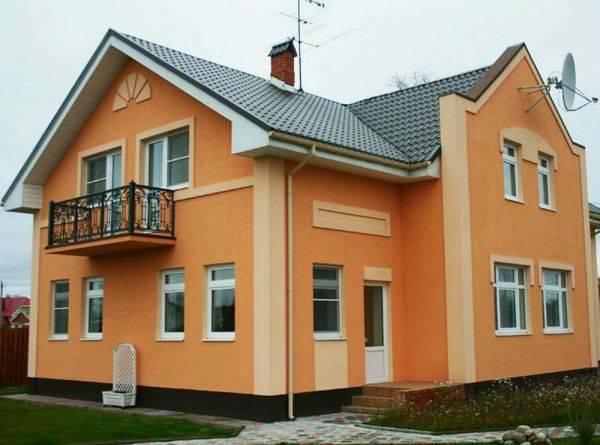 Как угадать с цветом фасада и крыши: подбираем наиболее удачные цветовые комбинации