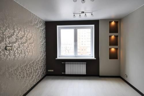 Обои в интерьере (прихожей, гостиной, спальни, кухни). от теории к практике + 190 фото