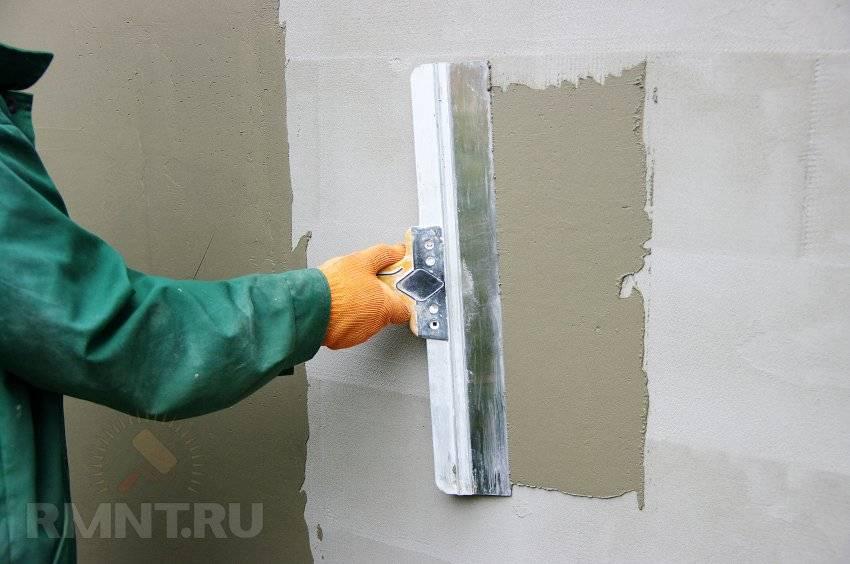 Какую смесь взять, чтобы шпаклевать стены в ванной? как и чем проводить работы?