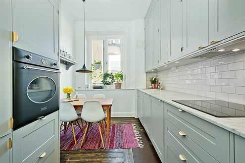 Современные варианты отделки стен в квартире: виды, материалы, решения