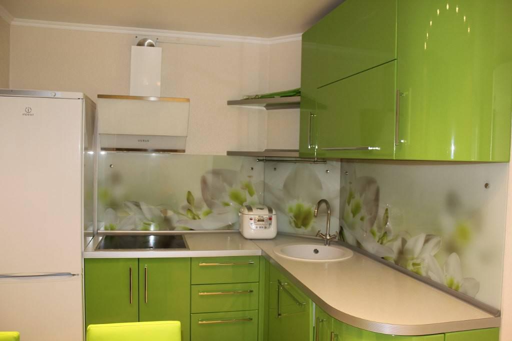 Утонченная кухня оливкового цвета: примеры интерьеров