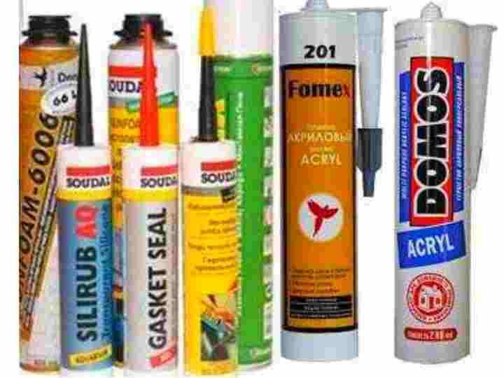 10 советов по выбору герметика: виды, типы, свойства и сферы применения