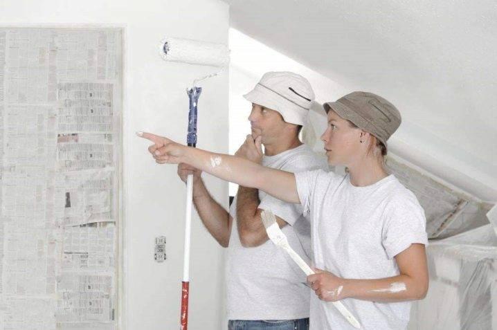 Стартовая шпаклевка: что такое базовая шпатлевка для стен, можно ли клеить обои на шпаклевку