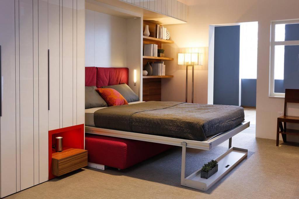 Как собрать кровать трансформер: виды конструкции, процесс пошагово.