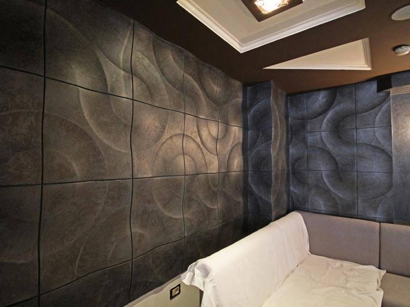Преимущества стеновых панелей в интерьере