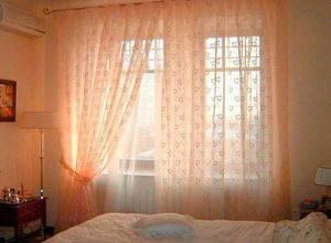 Выбираем тюль для спальни: 4 актуальных варианта