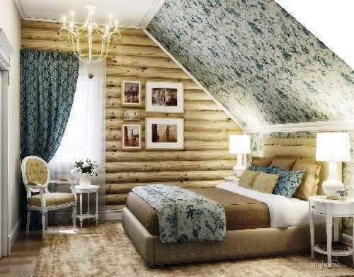 Дизайн чердака: 75 вариантов обустройства мансардного помещения