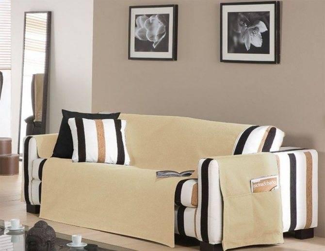 Чехлы на мягкую мебель (56 фото): выбираем универсальные натяжные и еврочехлы, накидки, чехлы без оборки и другие модели