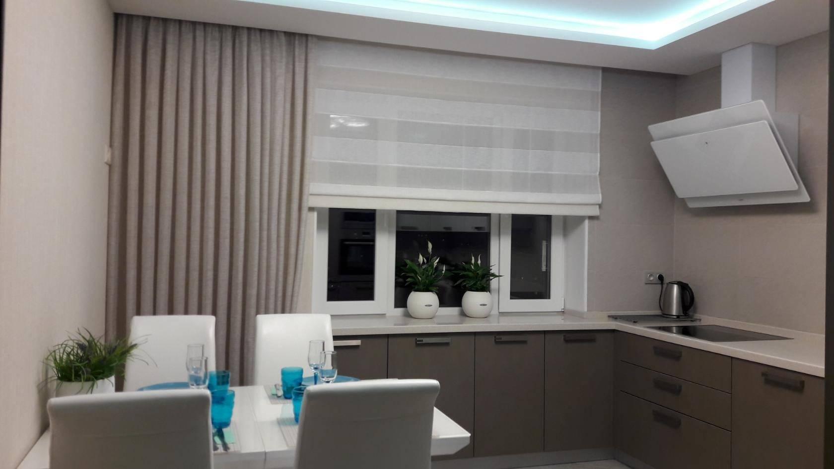 Дизайн кухни в стиле минимализм - 52 фото в интерьере