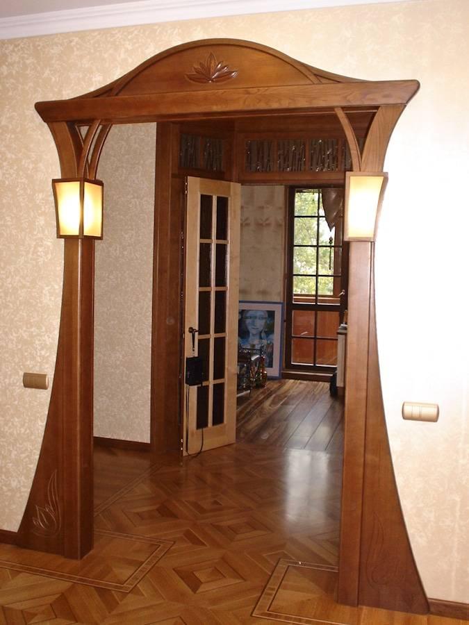 Как сделать арку в квартире: пошаговая инструкция по установке и оформлению арки (120 фото)