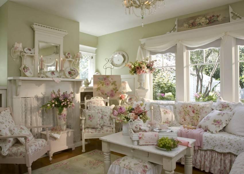 Мебель в стиле прованс – уютный, стильный и милый формат. фото идей применения стиля