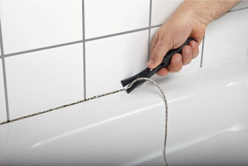 Чем растворить силиконовый герметик в домашних условиях / vantazer.ru – информационный портал о ремонте, отделке и обустройстве ванных комнат