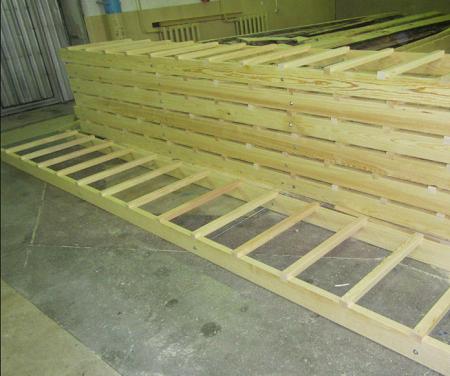 Приставная лестница из дерева своими руками: требования, расчет, изготовление и испытание