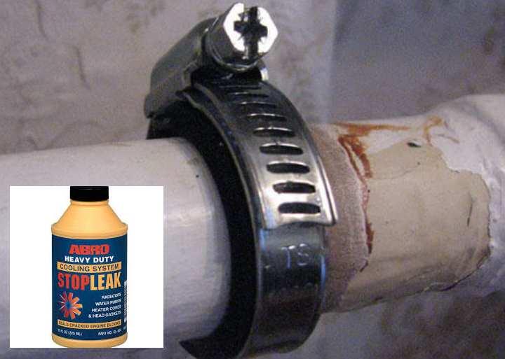 Жидкий герметик для системы отопления: обзор, инструкция