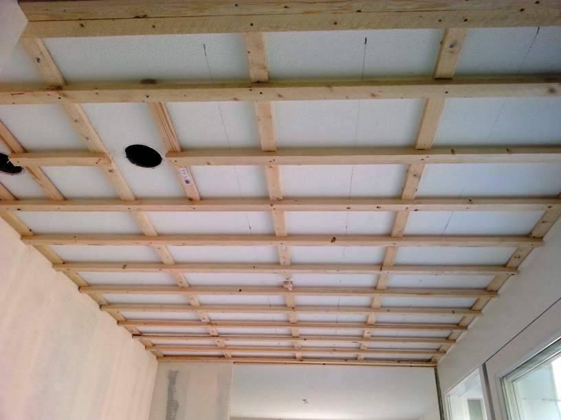 Как сделать короб из гипсокартона на потолке своими руками (+фото, схемы)