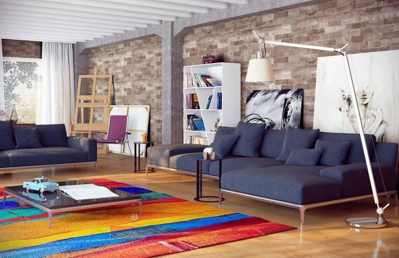 Как выбрать ковёр для детской комнаты