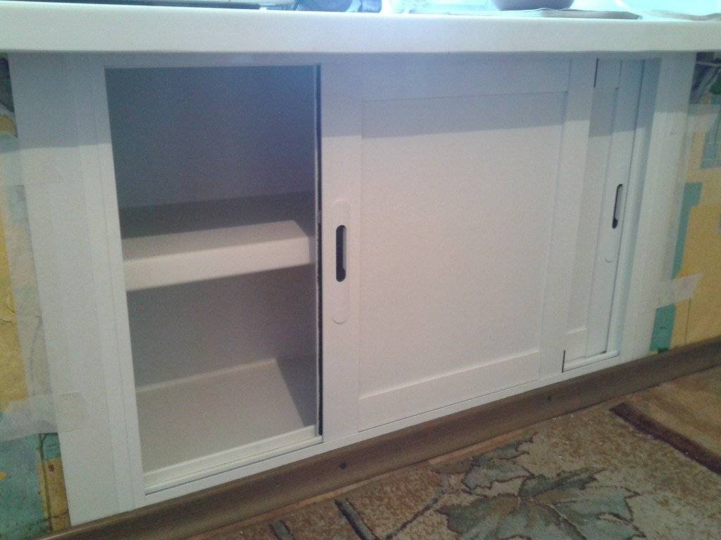 Холодильник под окном в хрущевке: отделка своими руками, переделка, фото » интер-ер.ру