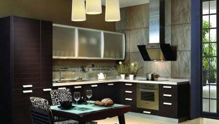 Двери для кухни — плюсы и минусы, советы по выбору типа, уникальные фото