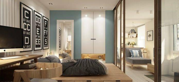 Как сделать подиум в квартире?   home-ideas.ru