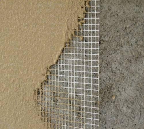 Как приготовить раствор для штукатурки стен
