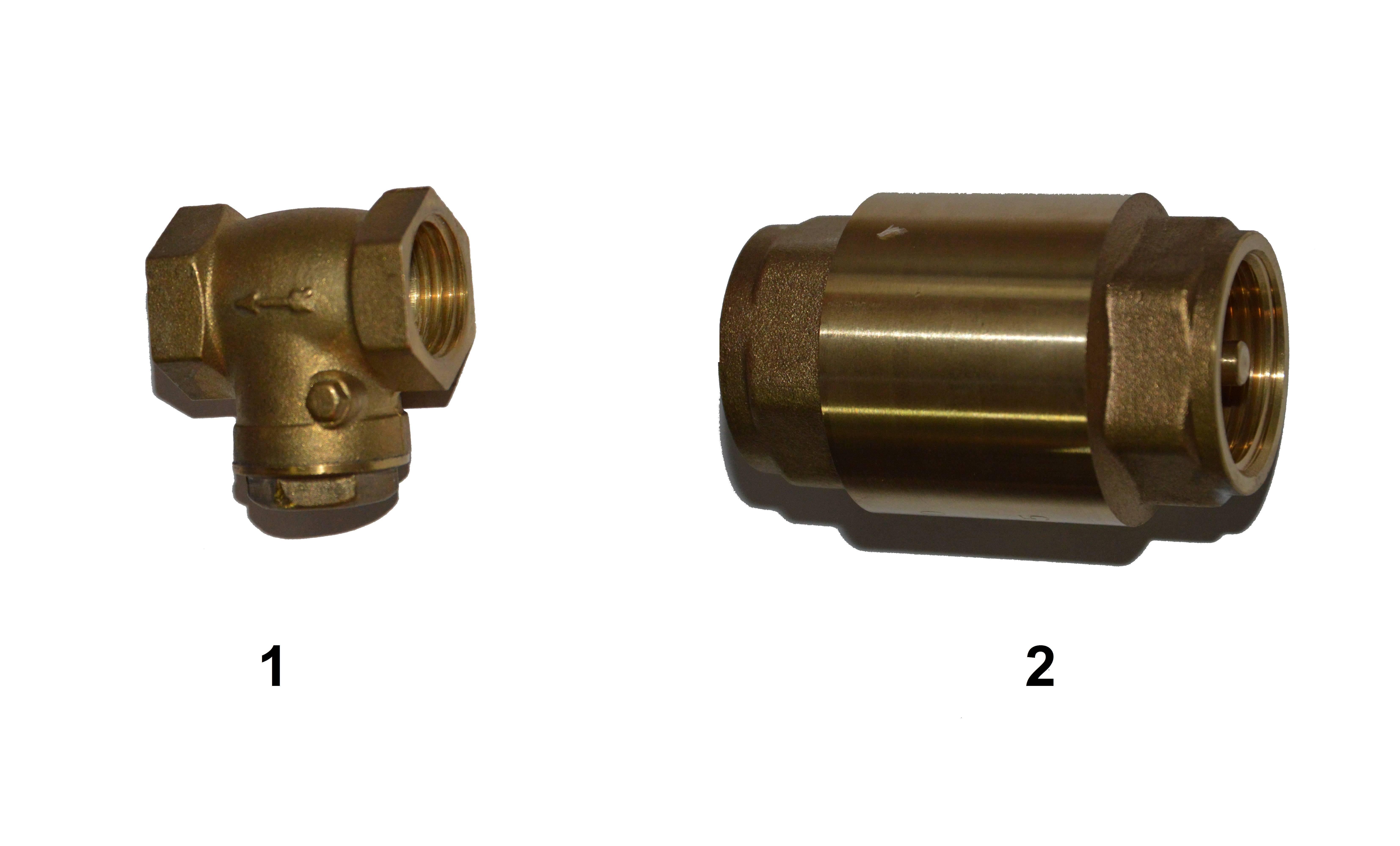 Канализационный обратный клапан – назначение, виды и самостоятельная установка