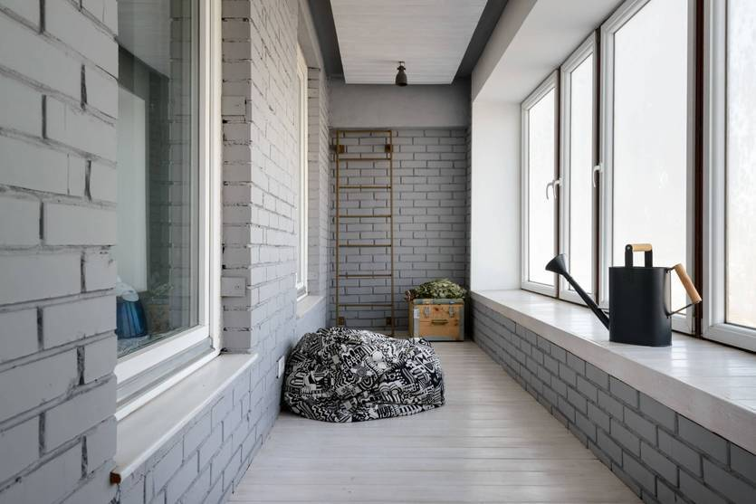 Занимаемся дизайном лоджии или балкона в квартире
