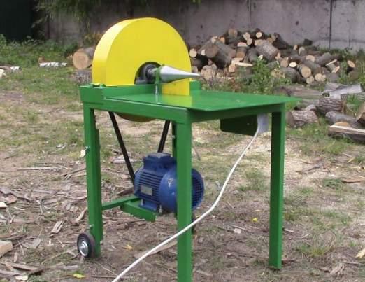 Как сделать конусный дровокол своими руками? Обзор и Чертежи - инструкция