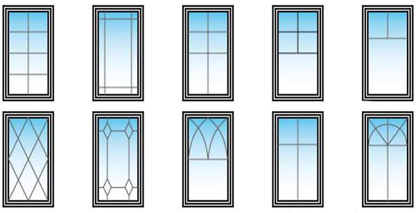 Что такое раскладка в стеклопакете | окно у дома