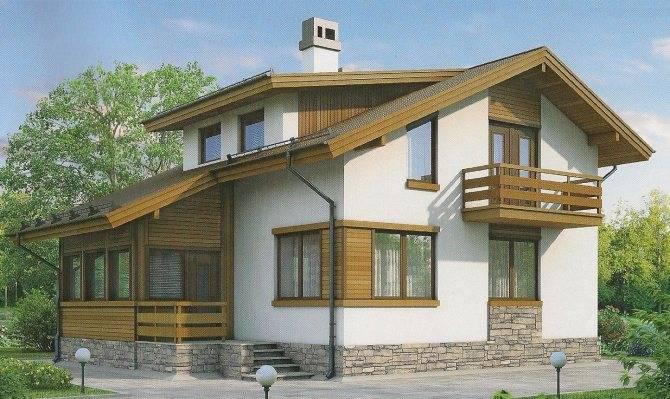 Обшивка дома из бруса снаружи: выбираем материал - постройки